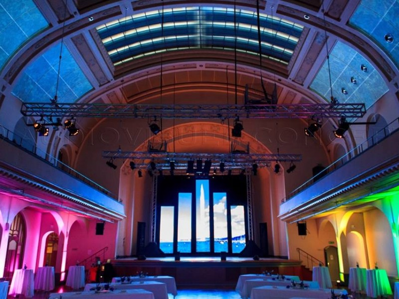 LED display - corporate event