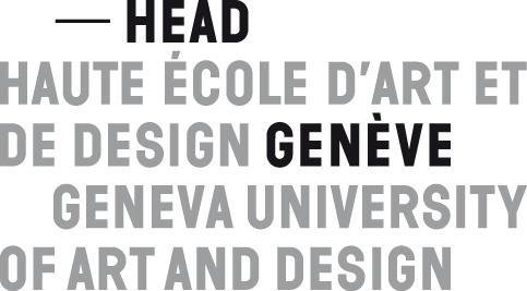 HEAD - Haute école d'art et de design Genève