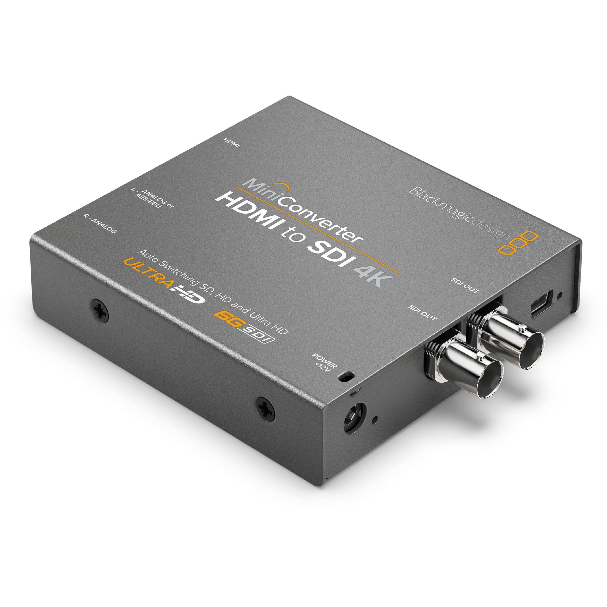 Converstisseurs HDMI, HDSI, VGA, DVI Image