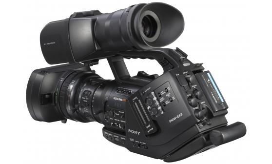 Caméra Sony EX3 / PMW300 Image