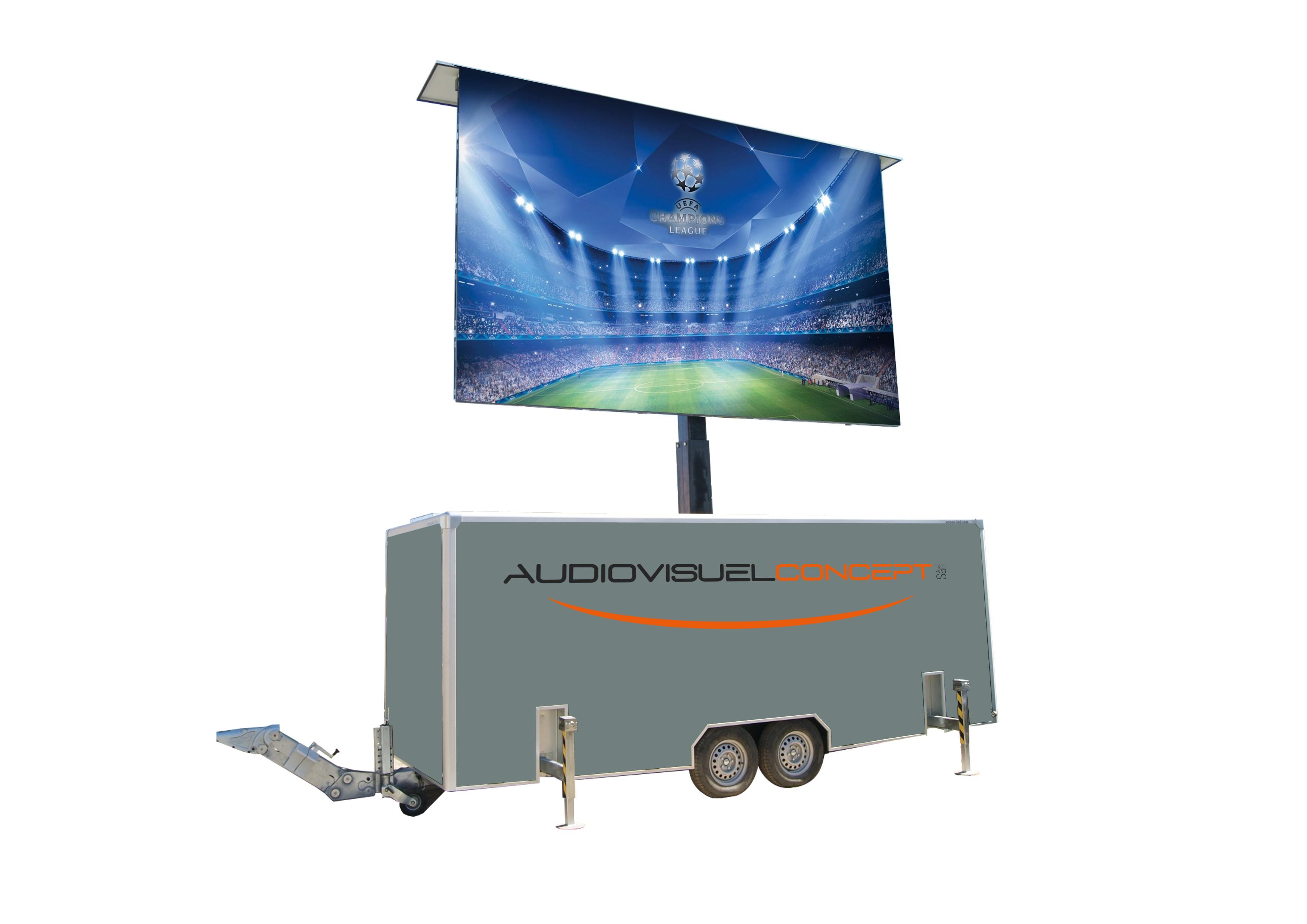 MobiLED écran LED mobile Image