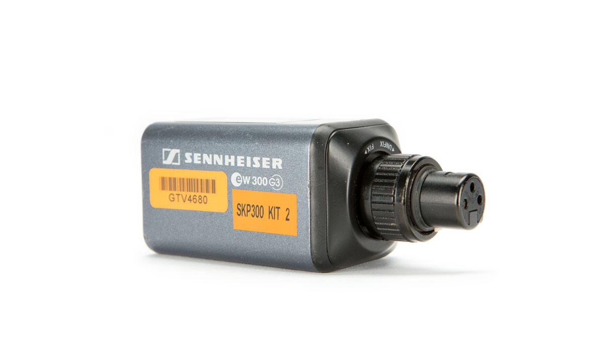 Émetteur micro HF pour pupitre SENNHEISER SKP 300 G3 Image