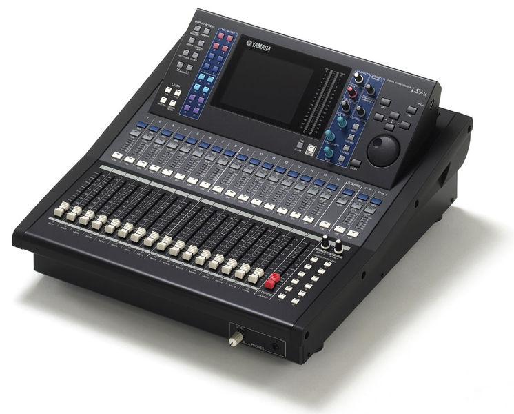 Table de mixage numérique YAMAHA LS9 Image