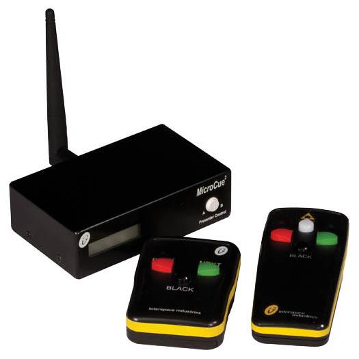 Télécommande Powerpoint - Microcue Image