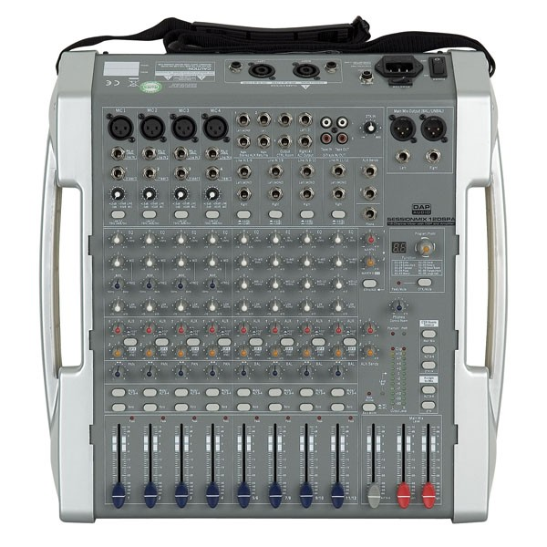 Table de mixage DAP AUDIO 12 DSPAmplifié Image