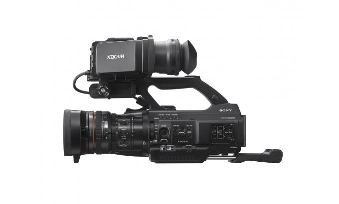 Caméra Sony - PMW300K Image