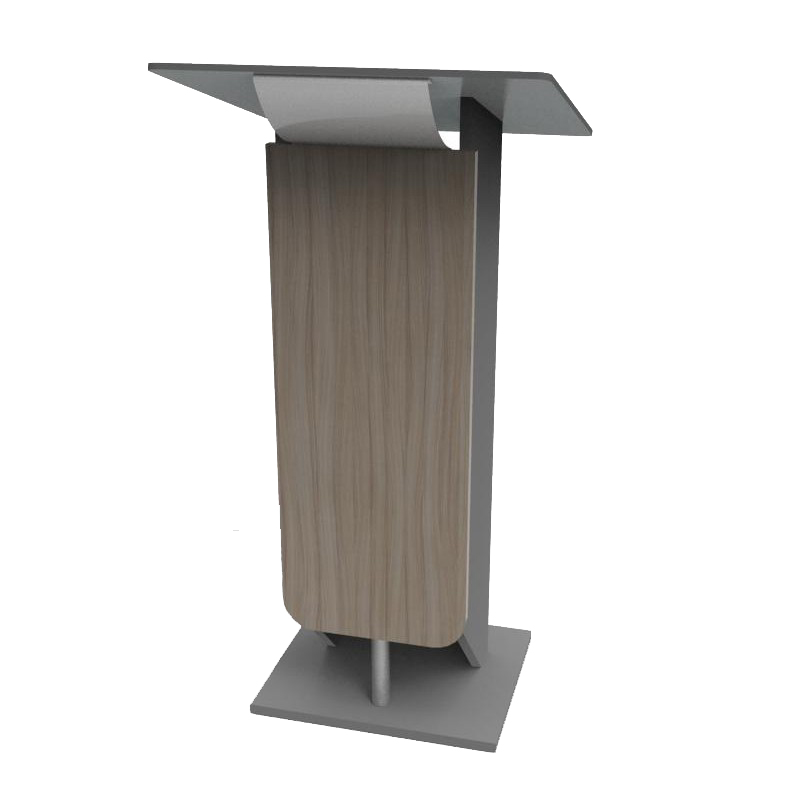 Pupitre orateur bois Image