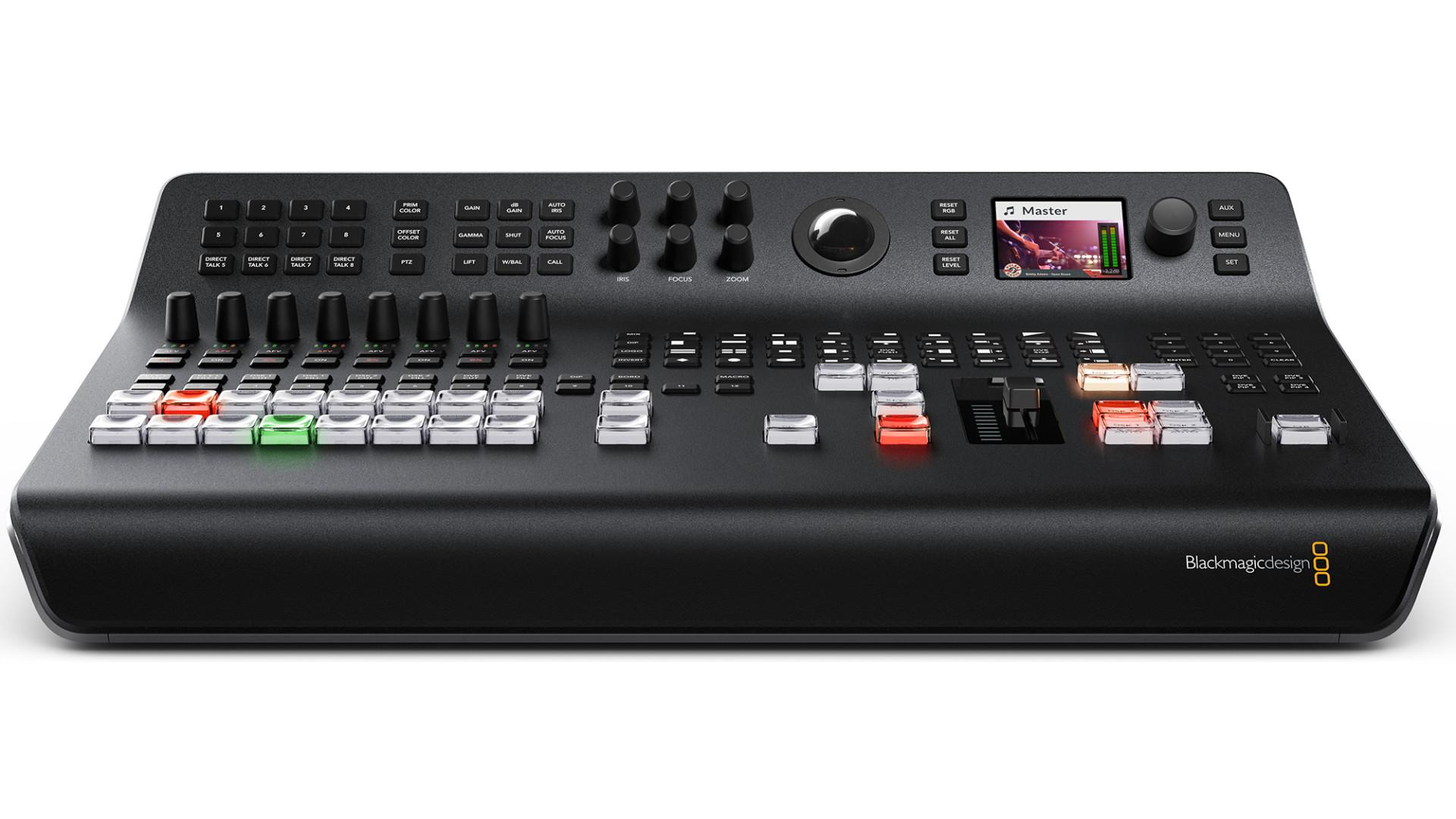 Melangeur vidéo - Blackmagic ATEM Television Studio Pro HD Image