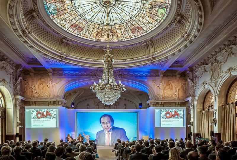 Conférence Beau Rivage 2013
