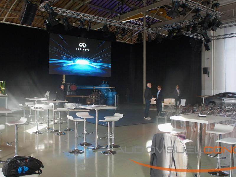 Led Screens - BFM Geneva