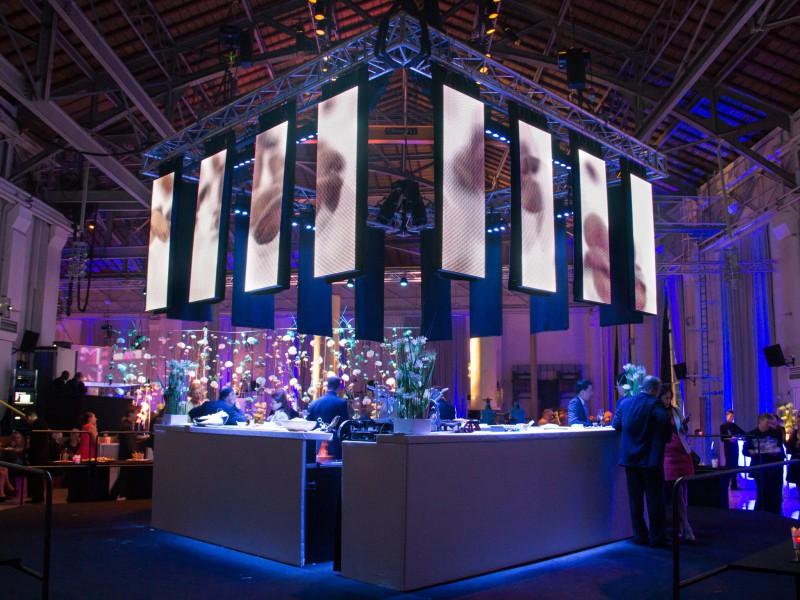LED Screen - Bar